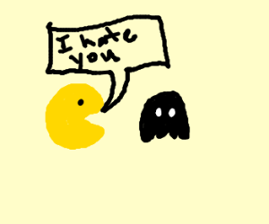 Pacman is racist