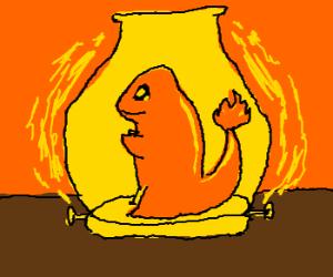 Charmander Lantern