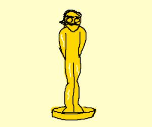 Groucho Marx as an Oscar
