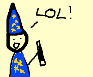 Wizard says LoL