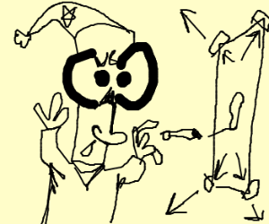 Pls Drawception,extend the drawing field