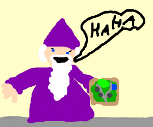 Wizard plotting with map