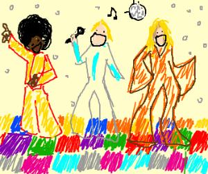 70s Karaoke Night