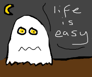 Motivational Ghost