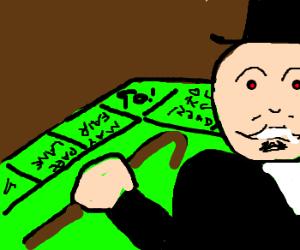 Happy Monopoly-guy