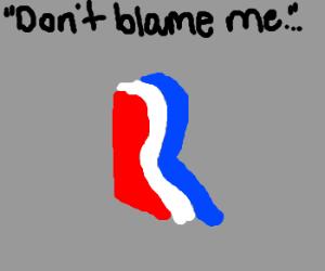 Don't blame me, I voted for Romney.