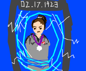 mckayla maroney in a time portal