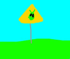 attention alien