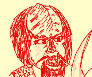 Klingon General
