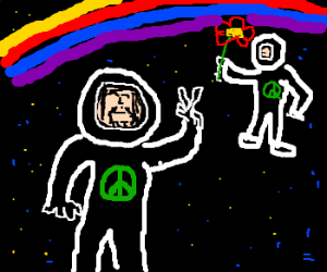 space hippies