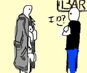 Three guys walk into a bar.. (obviously)