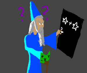 Wizard can't solve math at all.