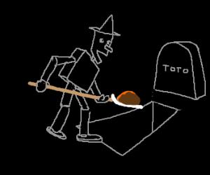 Tin Man executes grave plan by moonlight