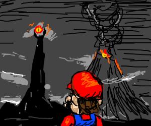 Super Mordor-io World