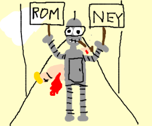 bender on pro-romney rampage