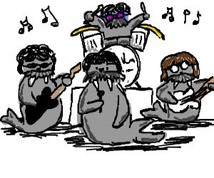 """The Beatles Polska: Drugie miejsce """"I Am The Walrus"""" w sondażu na najbardziej oszałamiające teksty piosenek"""