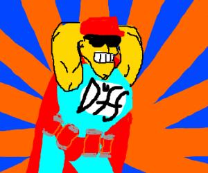 Duffman! Oh, yeah!