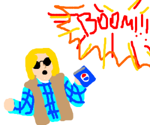 MacGruber fails to stop bomb with pepsi