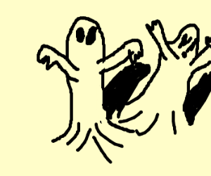 shadow ghost dancers