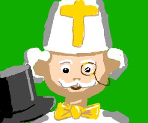Gentleman Pope