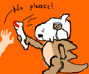 Cubone lays the smack down!