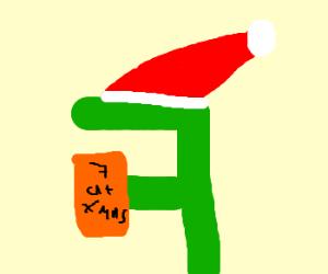 Seven: A Christmas tale