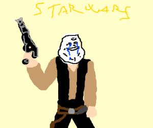 Han Solo's solo