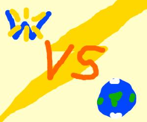 mart vs earth