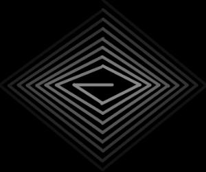 Minimalist representation of an eye