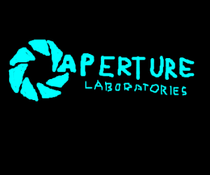 Aperture Science.
