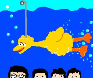Ostrich-Submarine mutant
