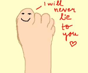 truth toe