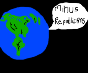 Rotating, sustainable planet