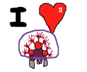 I Heart Metroid