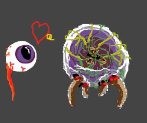 eyeball askes metroid to marry