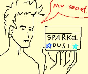 The true purpose of Edward Cullen's sparkles