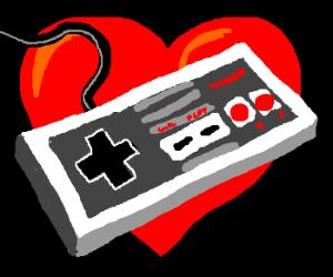 I really love the original Nintendo controller