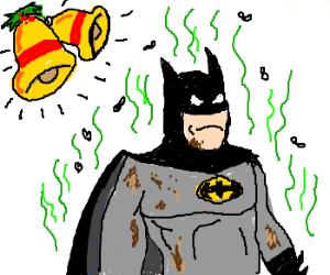 ...Robin laid an egg...