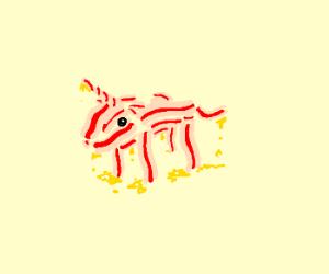 A Bacon Unicorn