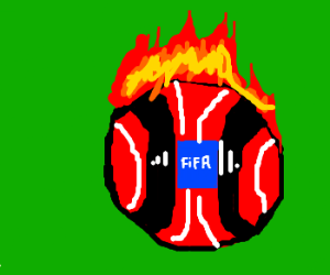 Foot-Fire-Ball
