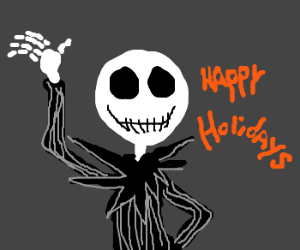 A certain J. Skellington