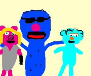 Grover the Pimp