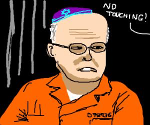George Bluth in jail