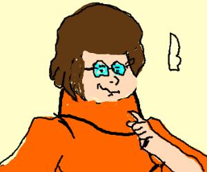 Velma fails at rhyme.