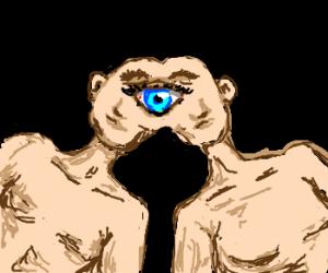Dual Brow Siamese Cyclops.