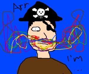 Weirdbeard the Pirate