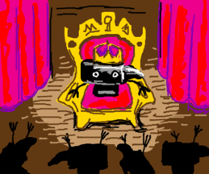 The King of Anvils