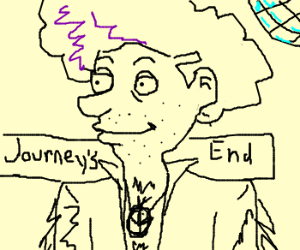 Disco Stu at Journey's End
