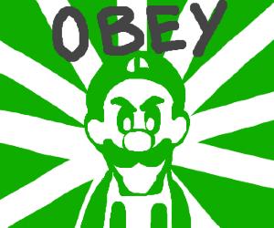 Luigi Communist Propaganda