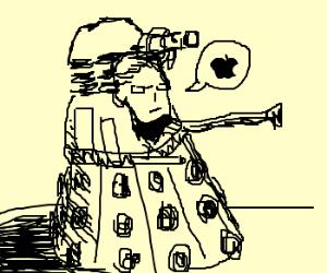 Steve Jobs is a Dalek